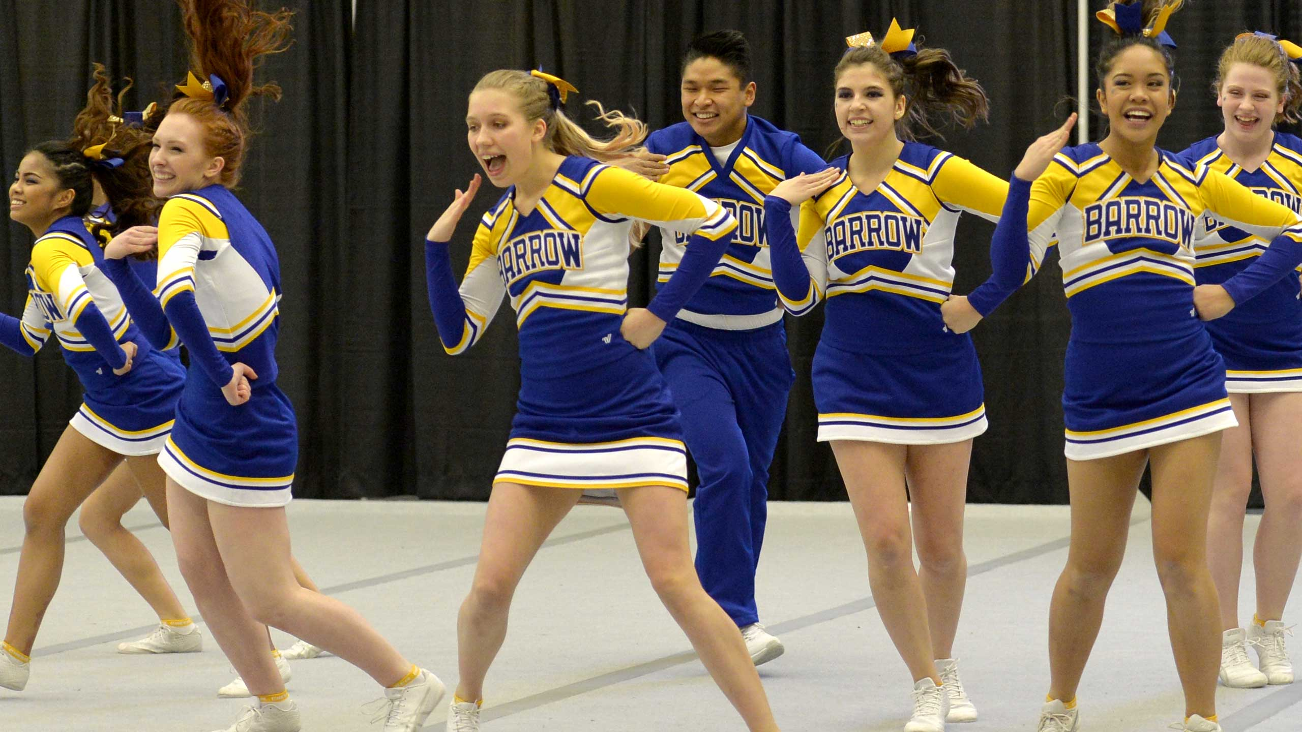 cheer alaska school activities association