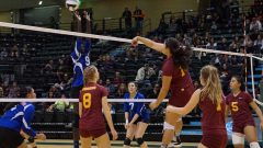 2017 ASAA/FIRST NATIONAL BANK ALASKA<br>3A/4A VOLLEYBALL STATE CHAMPIONSHIPS