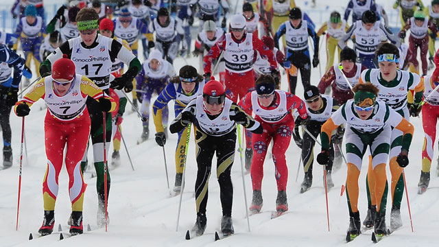 2018 ASAA/FIRST NATIONAL BANK ALASKA<br>NORDIC SKI STATE CHAMPIONSHIPS