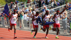 2018 ASAA/FIRST NATIONAL BANK ALASKA<br>TRACK & FIELD STATE CHAMPIONSHIPS