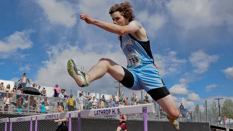 2017 ASAA/FIRST NATIONAL BANK ALASKA<br>TRACK & FIELD STATE CHAMPIONSHIPS