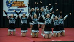 2018 ASAA/FIRST NATIONAL BANK ALASKA<br>CHEER STATE CHAMPIONSHIP COMPETITION
